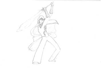 Defensive Thuran Silverforge by Bladedwind