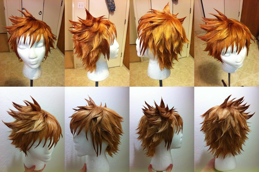 Roxas Wig Buy 117