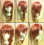 Lightning Wig from Final Fantasy 13