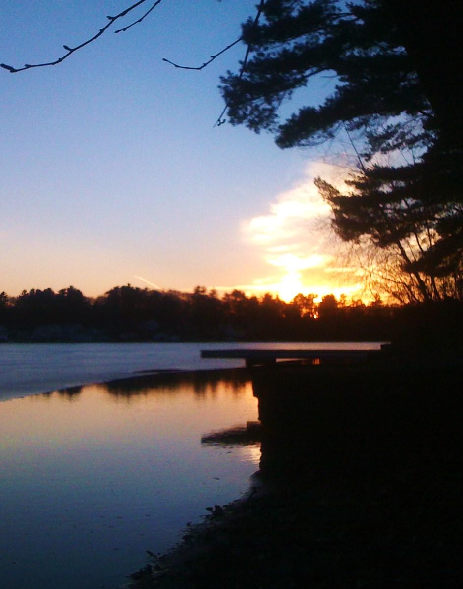 sunsettt by triplicorn