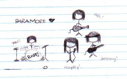 Paramorestickfigures. by Edwards-Sacrifice