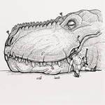 Tranquil T-Rex