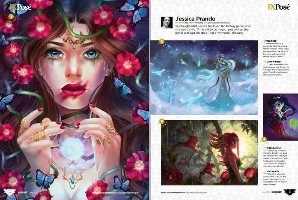 Doppia by Jessica-Prando