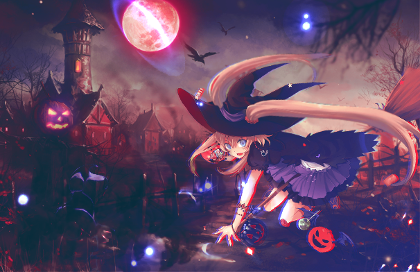 blood moon meaning witches - photo #16