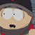 South Park - Scared Eric Cartman Emoji