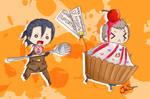cake by Karuto-san