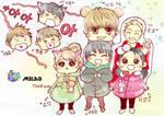 MBLAQ Hello Baby Everland