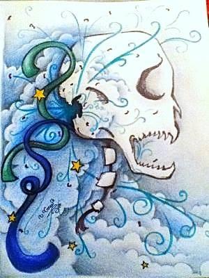 Tattoo Concept 2 by FantasyDragon63