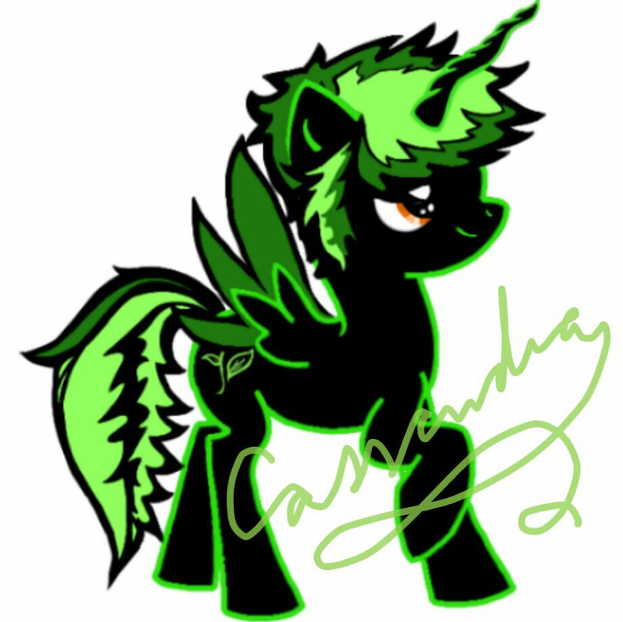 Personal MLP by FantasyDragon63