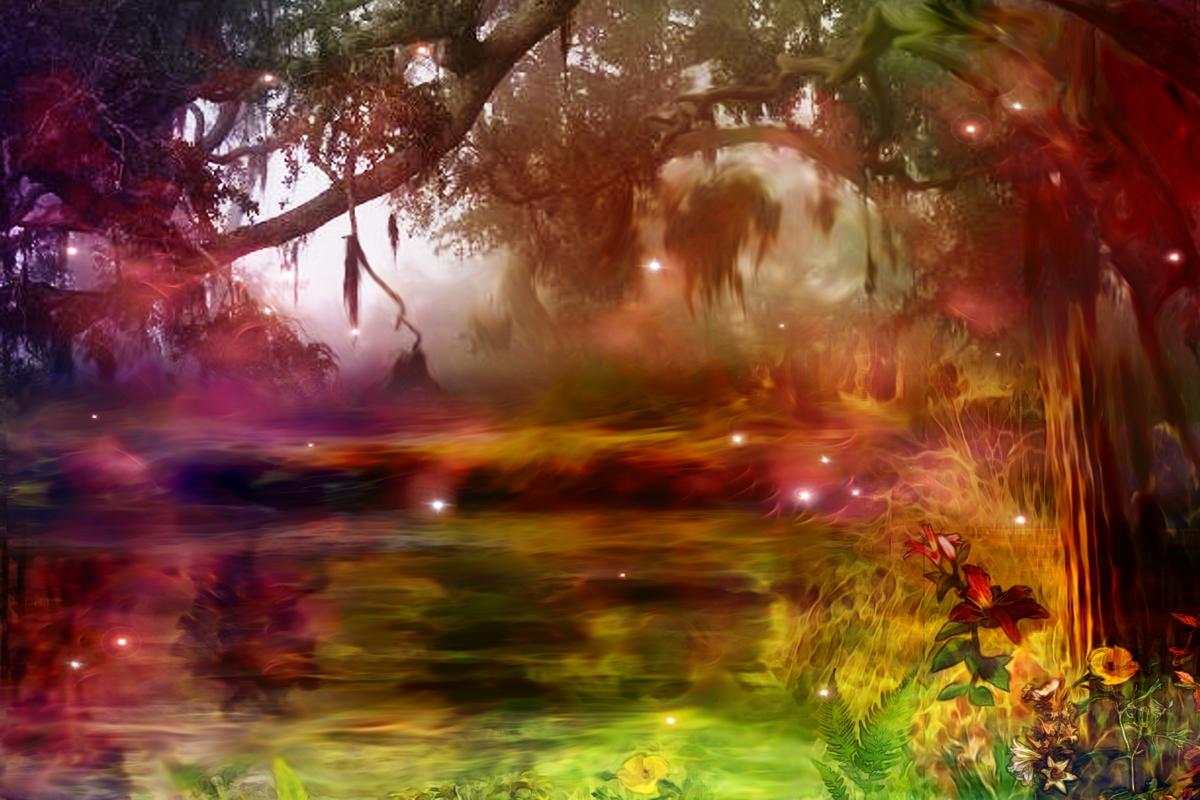 Forrest-Dream-Stock by The-Slinger