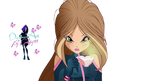 World of Winx Flora Couture - PNG
