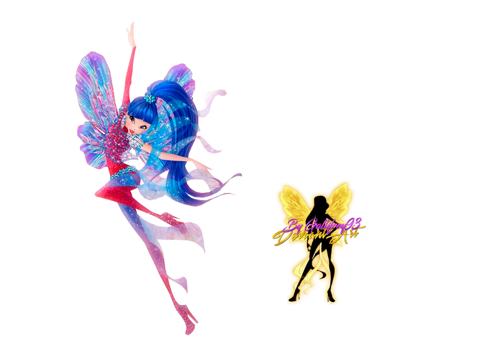World of Winx Musa Dreamix Couture - PNG by Gallifrey93