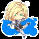 Yurio Agape [Yuri on ice]