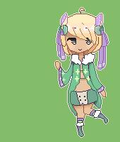 Pixel Doll Commisson - Flarechess by KokoMall