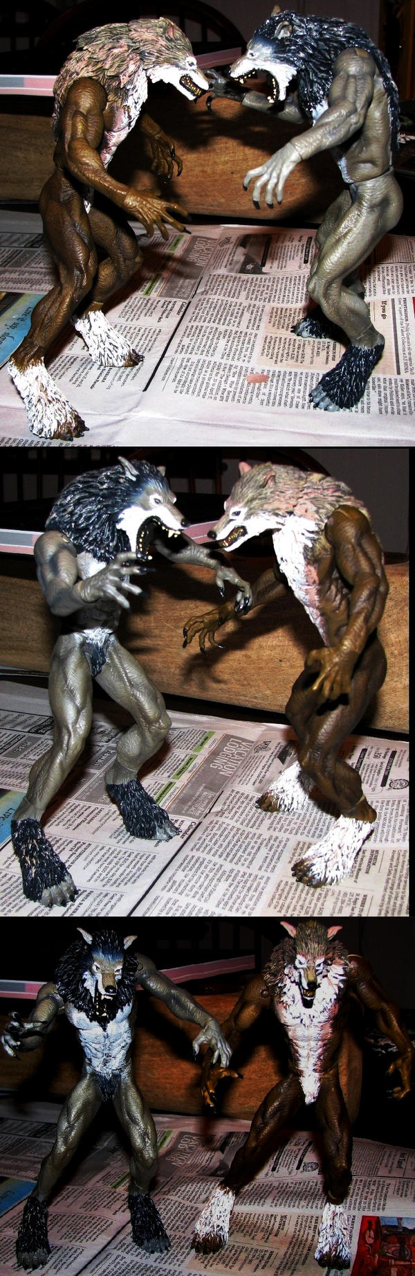 Dog Soldiers Toy Mods by Jarahamee on DeviantArt