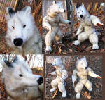 White Wolf Anthro Redux