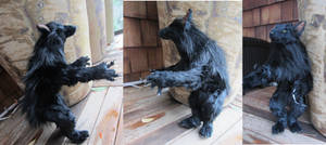 Van Helsing Werewolf Plush by Jarahamee