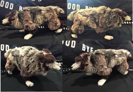 Verne Werewolf Plush