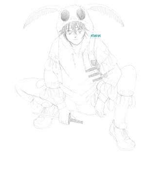 Moth Boy Version 1