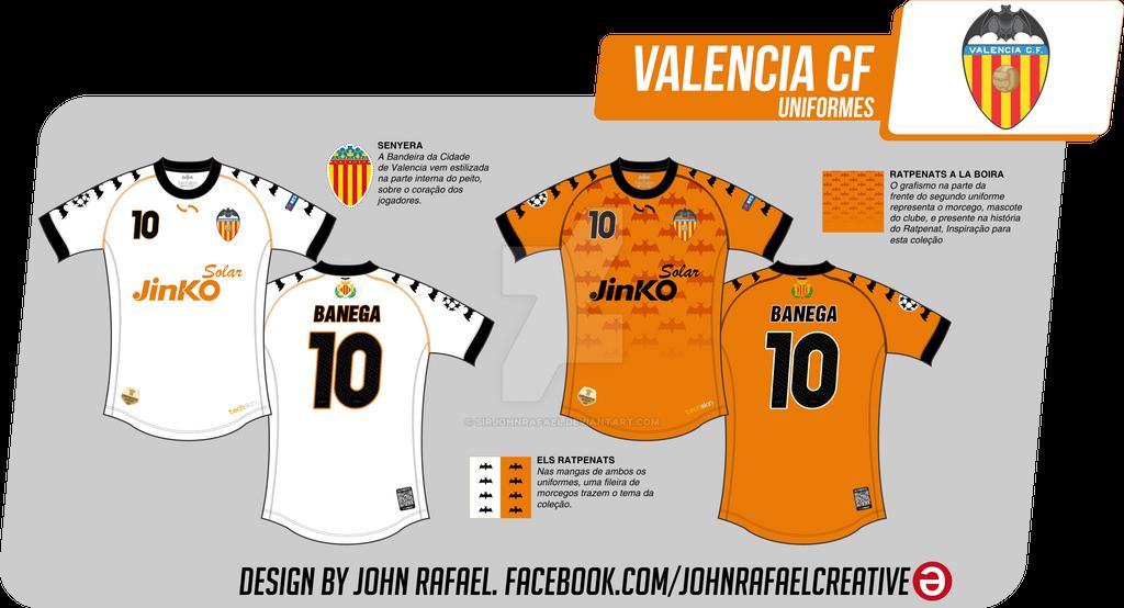 Ali Kiba Wallpaper: Valencia CF By SirJohnRafael On DeviantArt