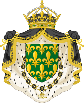 Great Coat of Arms of Lisander