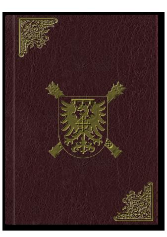 Diary Cover by SirJohnRafael