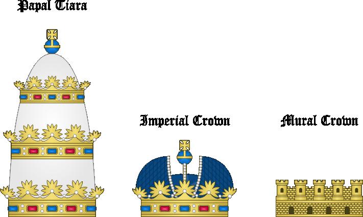 Crowns (addenda) by SirJohnRafael