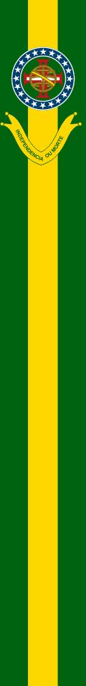 Brazil Imperial Sash by SirJohnRafael