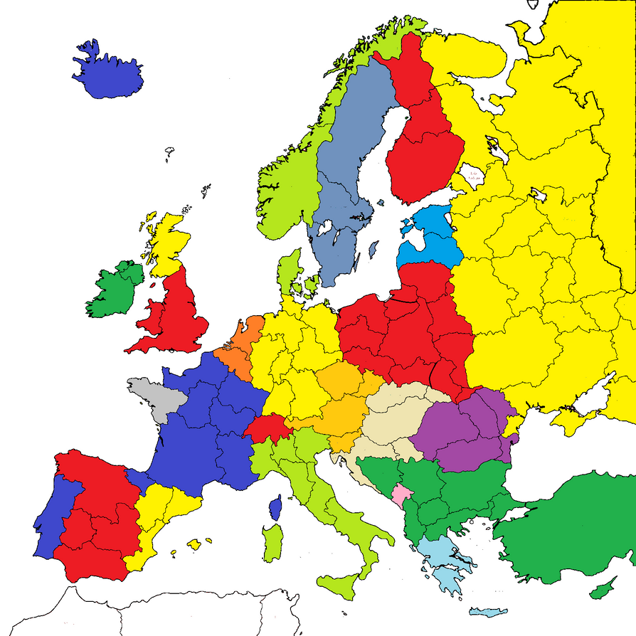 Vision of Europe by SirJohnRafael