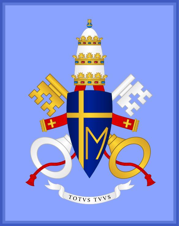 Arms of Pope John Paul II by SirJohnRafael