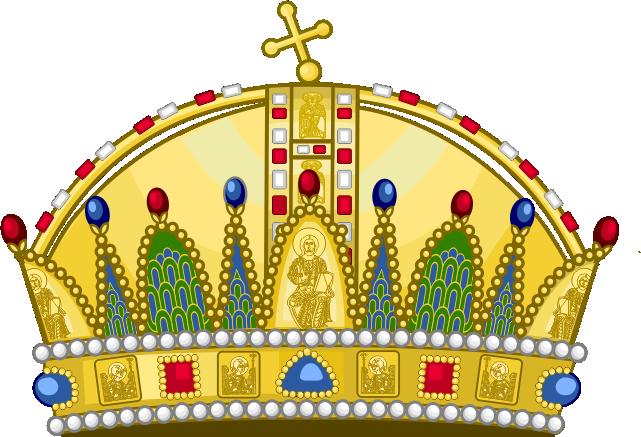 Crown of Saint Stephen by SirJohnRafael