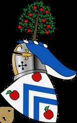 Arms of David Appleton by SirJohnRafael