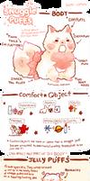 SnugglePuff Species Guide