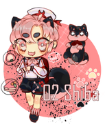 [OPEN AUCTION] 02 SHIBA (Paypal) by luo-chan