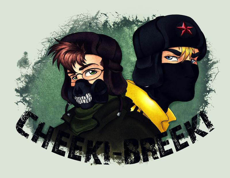 Cheeki Breeki By Zuo Konieczne On Deviantart