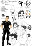 Bolt Character Sheet
