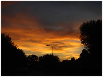 Sunset by xxdrkanglsxx