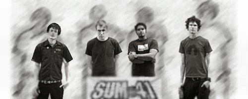 SUM41 by sum41fanclub