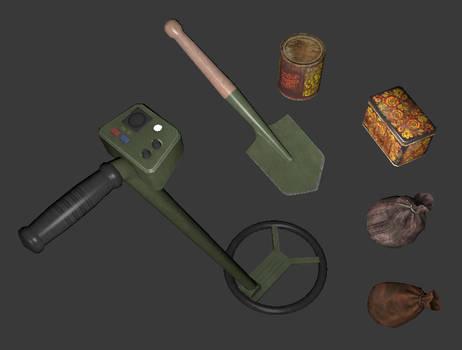 Treasure Search