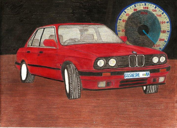 BMW E30 Speedo By Mcdt212 On DeviantArt