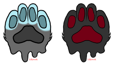 Paw YCH [Commission]