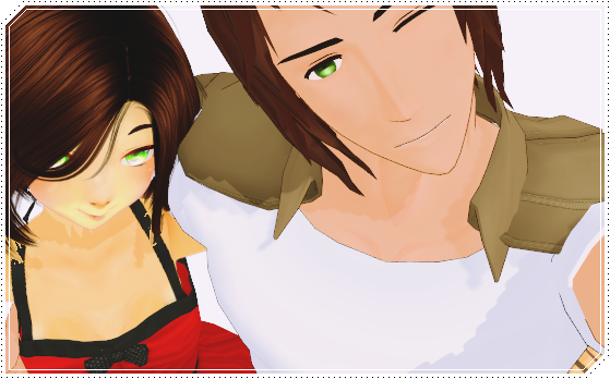 MMD: NyoTurkey and Greece by Emisama