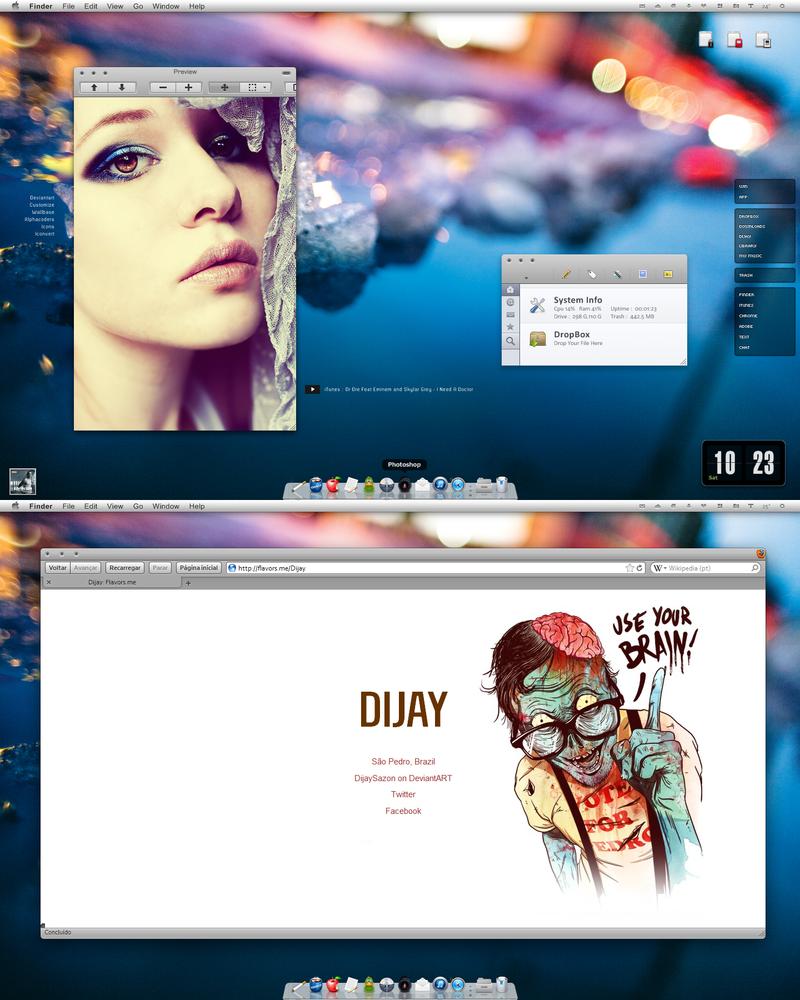U.Y.B by DijaySazon