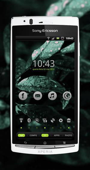 First Smartphone Shot