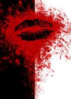 Bloody Kiss by jelstudios