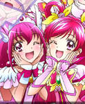 Cure Happy and other pink cure