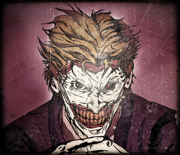 Joker New 52 by seba316 on DeviantArtNew 52 Joker Wallpaper
