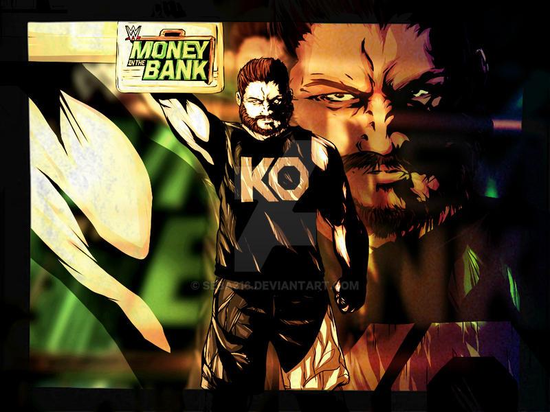 Mr Money in the Bank by seba316
