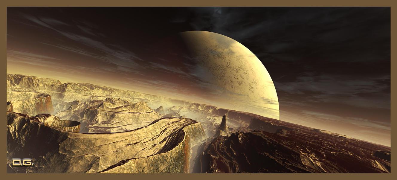 Copper Canyon by DannyGordon20