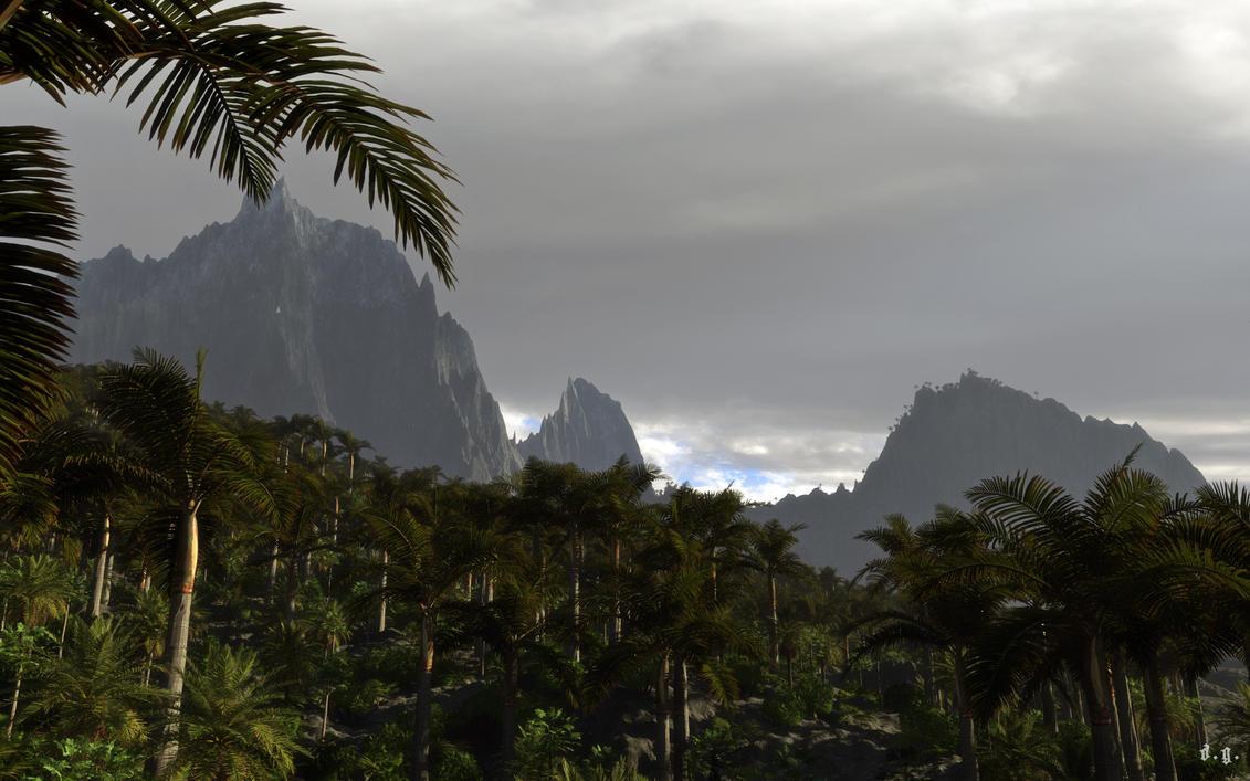 Black Mountains by DannyGordon20
